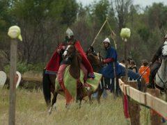 «Ратное дело»: конский храп и звон мечей