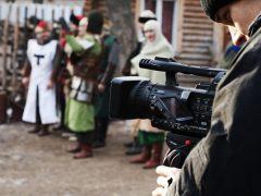 Как я в историческом кино снимался…