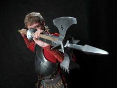 Боевые топоры (2): оружие рыцарей и королей