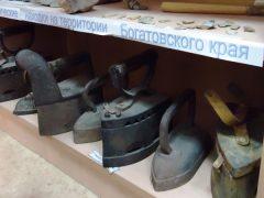 Быт русских крестьян в музейных экспонатах