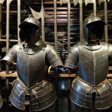Грац: три тысячи доспехов и шлемов