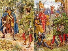 Персоны: Робин Гуд — злой гений Англии