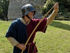 Английский длинный лук — смерть и слава (2)