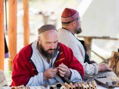 Исторический фестиваль «Волжский путь»: 10 фото