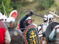 Исторический фестиваль «Ратное дело» 10.08.2014