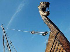 8 кораблей викингов, найденных недавно