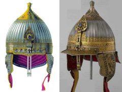 Шлемы Московской Руси (2): ерихонка