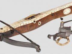 Типы арбалетов: крюк, ворот и козья нога