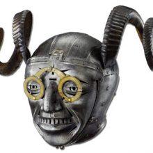 Рогатый шлем короля Генриха VIII
