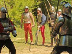 История меча (7): полуторный меч
