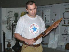 Рыбаки, римский меч и древнерусская сабля