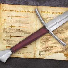 Меч из Темзы и другие мечи типа XVII