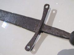 Фальшион из Торпа — грозное оружие XIII века