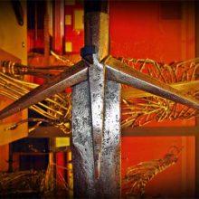 Шотландский меч клеймор (1): разрубающий врага