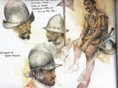 9 мифов (3) про конкистадоров