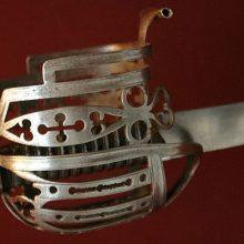 «Корзинчатые» мечи (2): шотландский палаш или меч?