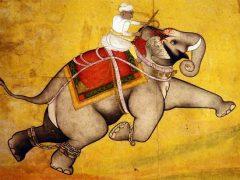 Боевые слоны (3): как воспитать боевого слона?