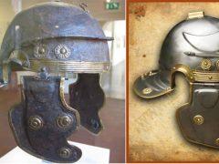 Античные доспехи от объединения «Бастион»