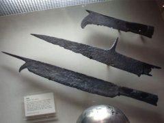 Английский билль (1): шипы, крючья, клинки