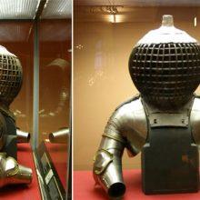 Рыцарский турнир (5): шлем против дубины