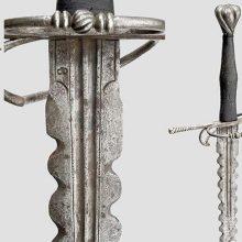 Фламберг: пламенеющий меч, пламенеющий кинжал и другие
