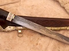 Почти мечи (2): скрамасакс