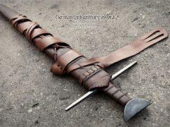 Немецкий одноручный меч XII века от мастерской «Swordmaker»