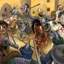 4 крестовых похода, о которых многие не знают (1)