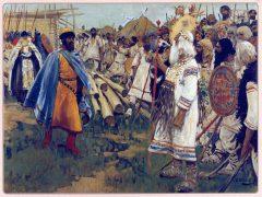 Древняя Русь и Скандинавия эпохи христианизации