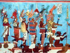 Военное дело народов Мезоамерики