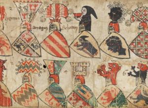Четыре мифа о средневековой геральдике