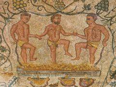 Краткий очерк истории древнего виноградарства и виноделия