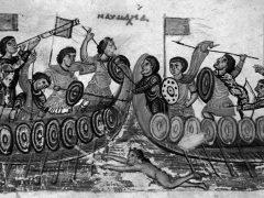 О военных кораблях Сасанидов