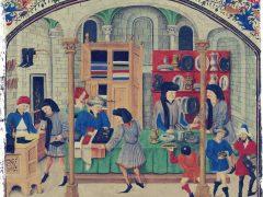 Средневековые университеты