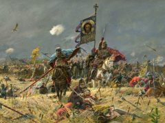 Russian-Mongolian military clashes (1223 – 1502)