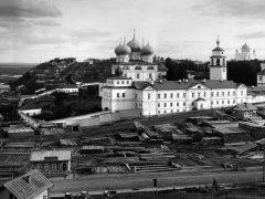 Успенский Трифонов монастырь в XX веке