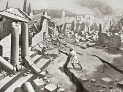 «Великое землетрясение» в Спарте