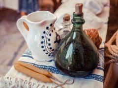 Цвет истории: Средневековая трапеза