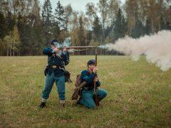 Цвет истории: Гражданская война в США