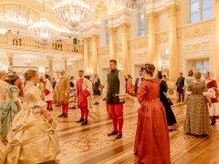 Цвет истории: Быт русского дворянства