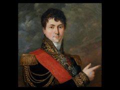 История захоронения 1812 г. на бастионе крепости Смоленска