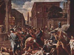 «Чёрная смерть» в Византии