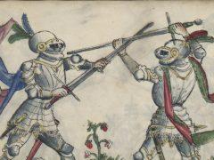 Боевое искусство Средневековья