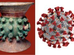 Артефакт месяца: сосуд для пульке из Мексики