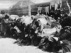 Эпидемии во время Гражданской войны