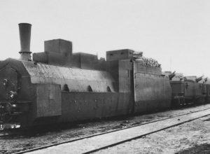 Инициативные бронепоезда Великой Отечественной войны