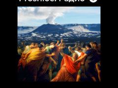 Извержение вулкана на Аляске и кризис Римской республики