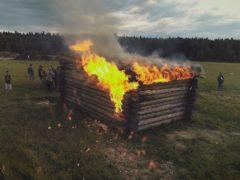 Разгар «Огненного эксперимента»