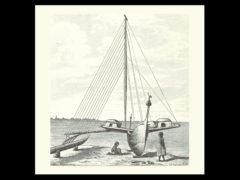 Древние связи Колумбии и Полинезии