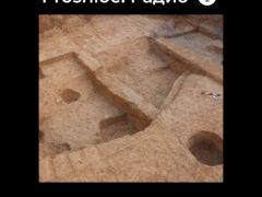 Находка древнейшего металлургического центра в Израиле